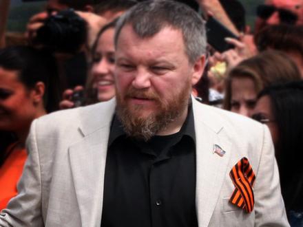 Андрей Пургин: Надо показать народу ДНР, чего он хочет