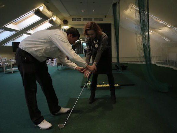 """""""Офис недели"""": Как сыграть в гольф, не отходя от рабочего места"""