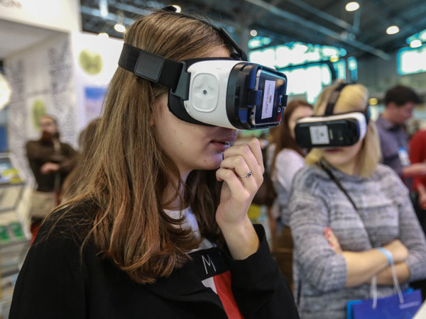 Как трудоустроиться при помощи очков виртуальной реальности