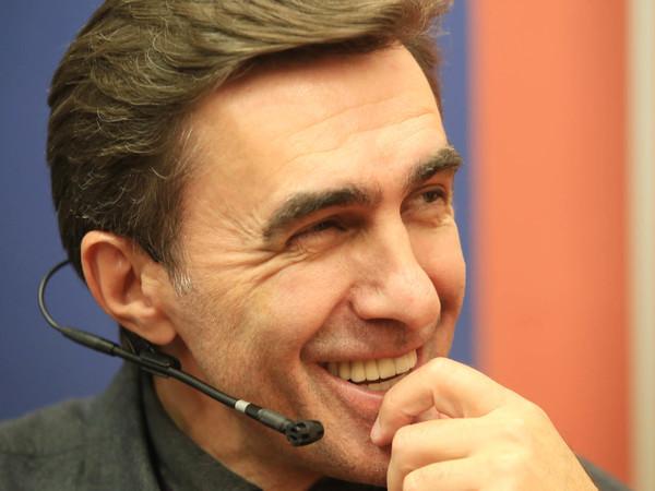 Вячеслав Бутусов в эфире интернет-канала [Фонтанка.Офис]