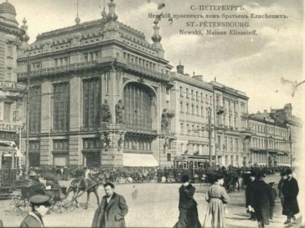 Историческая рифма: Потребление напоказ по-петербуржски