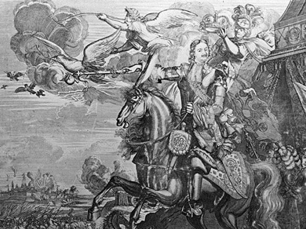 Историческая рифма: Как Прутский поход Петра в Петербург привел