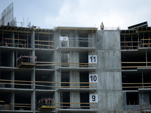 Ипотека по-прежнему двигатель строительного рынка
