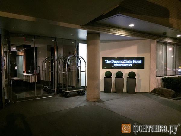 Эксклюзив «Фонтанки»: Камеры в отеле Dupont должны были заснять входивших к Лесину