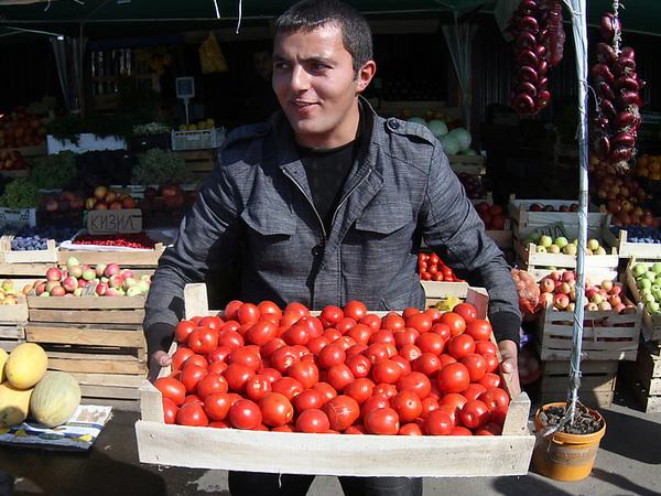 Турецкие помидоры пошли в обход
