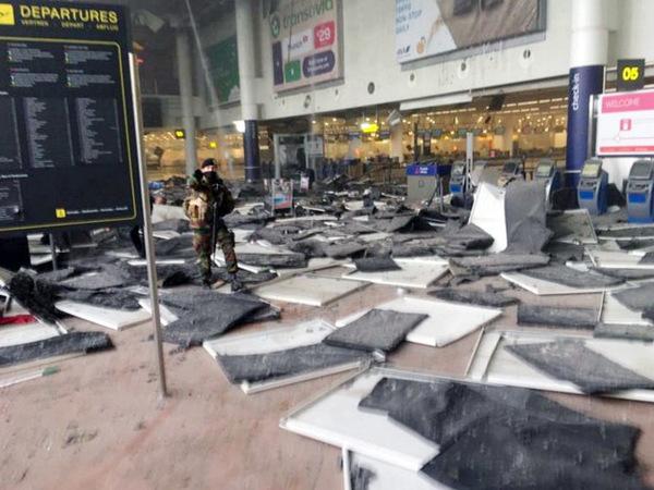 11 сентября по-бельгийски