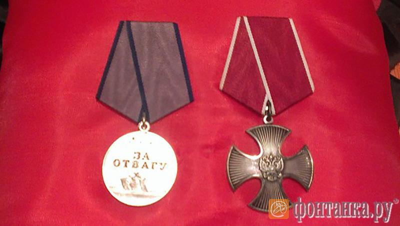 Награды Максима Колганова