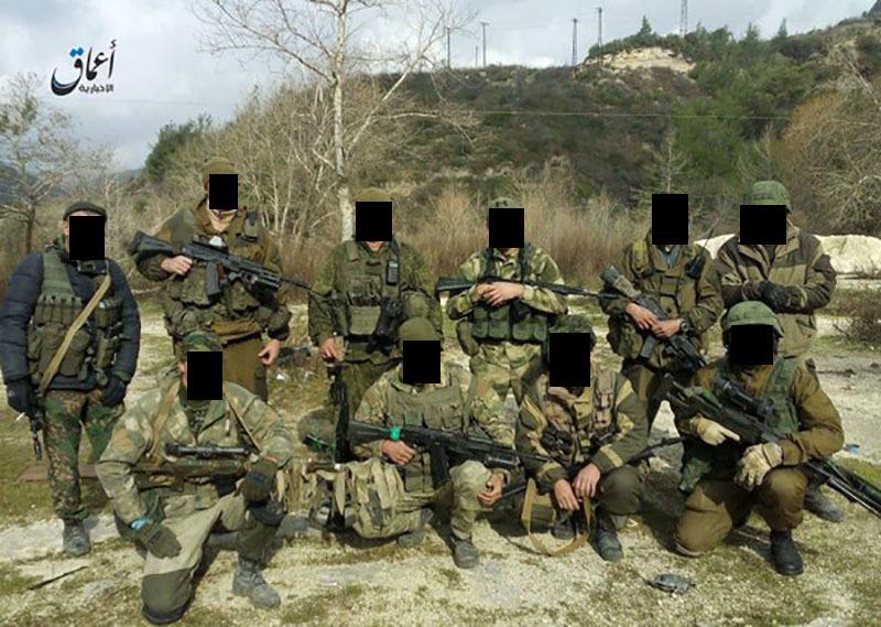 Они сражались за Пальмиру (Иллюстрация 19 из 20) (Фото: фото, размещённое в интернете террористической организацией ИГИЛ, запрещённой в России)