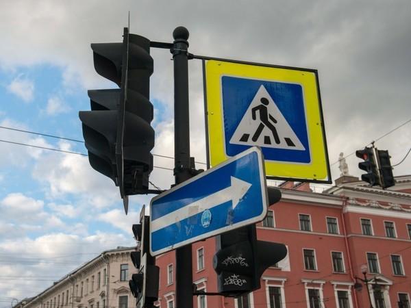 Водитель Петербурга.Live: Пешеход всегда прав?