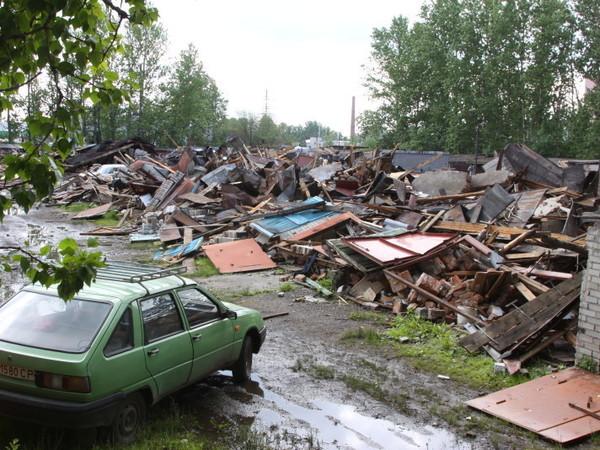 Водитель Петербурга.Live:  В Петербурге опять будут сносить гаражи?