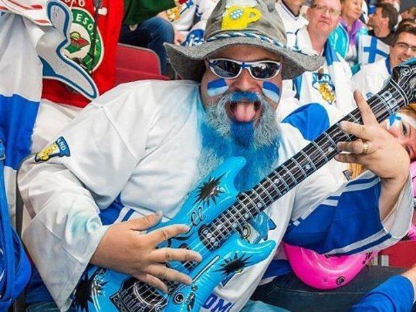 Как Петербург пережил нашествие финских фанатов