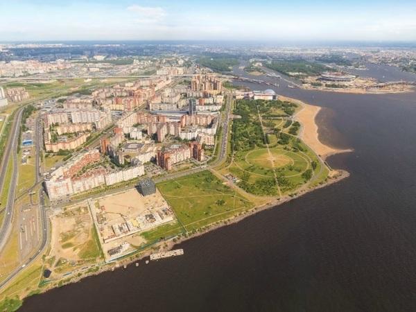 Что видно с самых высоких обзорных площадок Петербурга