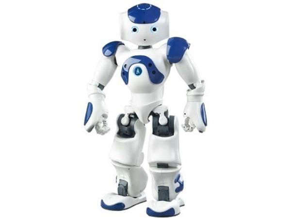 Робот NAO: Робот Thespian мог бы стать президентом России