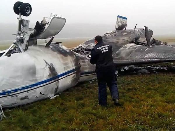 Экипаж: Кто ответит за авиакатастрофу бизнес-джета во Внуково
