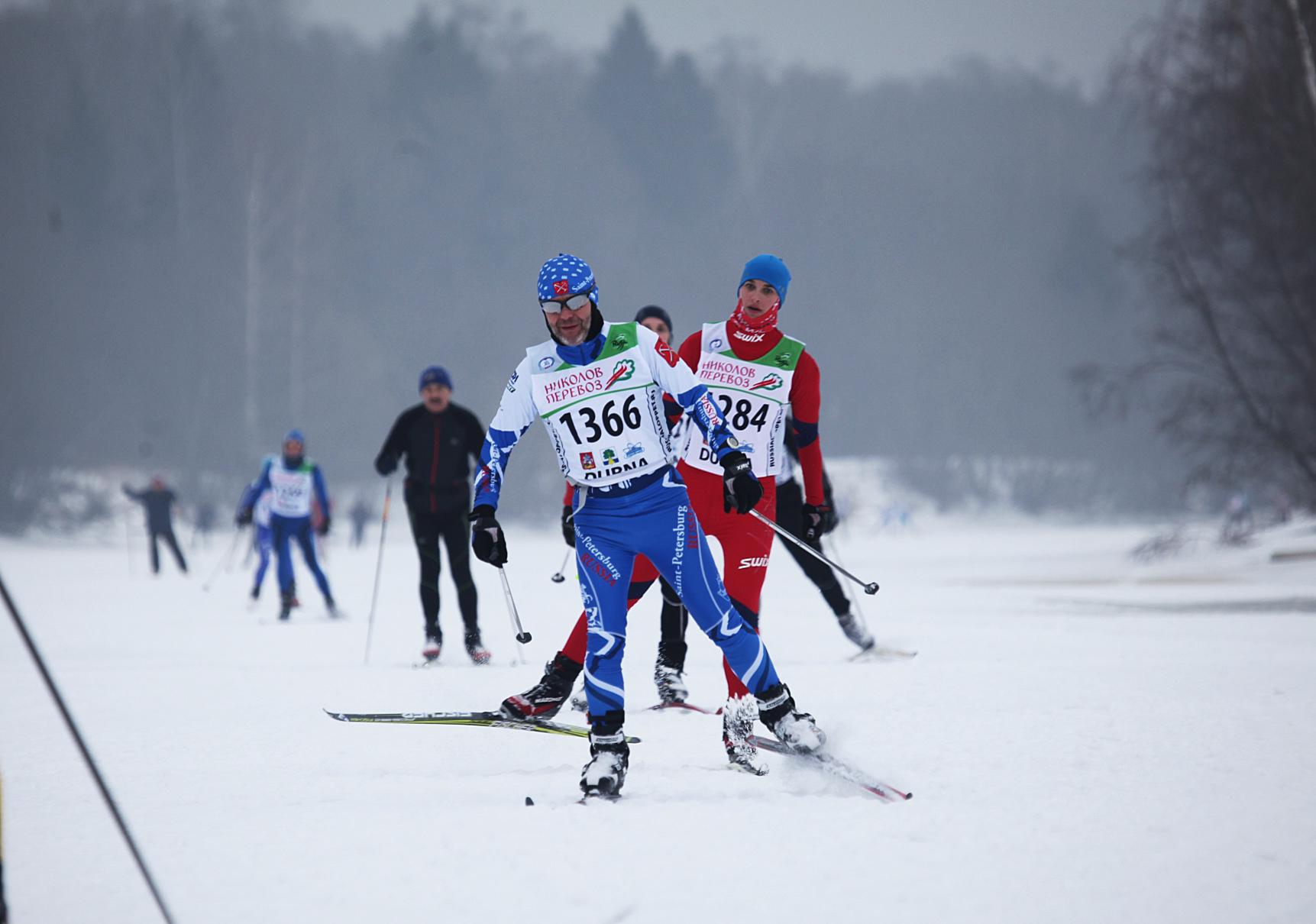 Андрей Чепакин. Фото: из архива Russialoppet