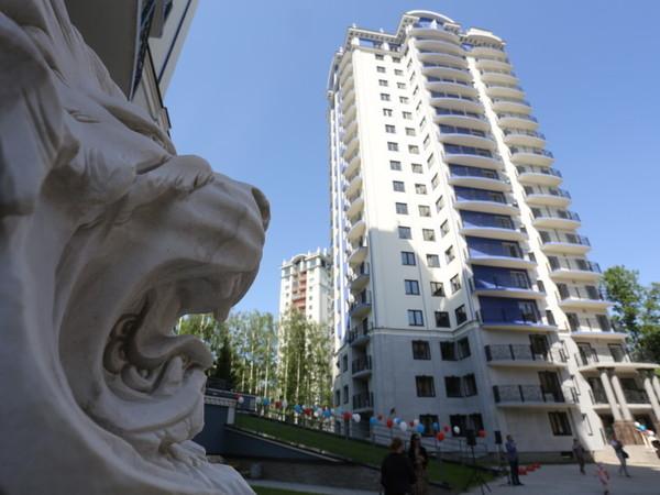 Квадрат Синочкина: Закончится ли в Петербурге бум на новостройки