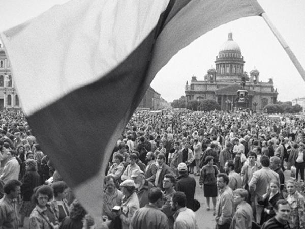 Август, который изменил историю: Хроника путча 1991 года