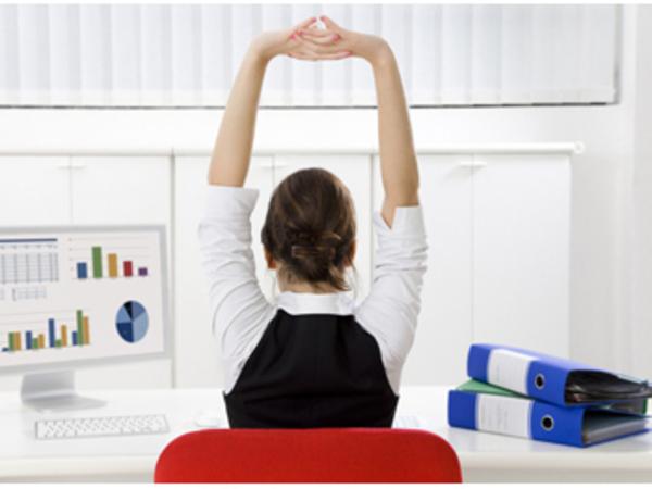 Производственная гимнастика - ЗОЖ с доставкой в офис