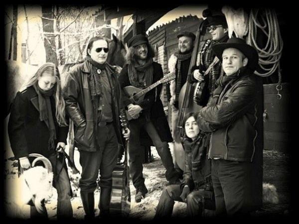 Old Horned Sheep: Зажигательная ирландская музыка. LIVE