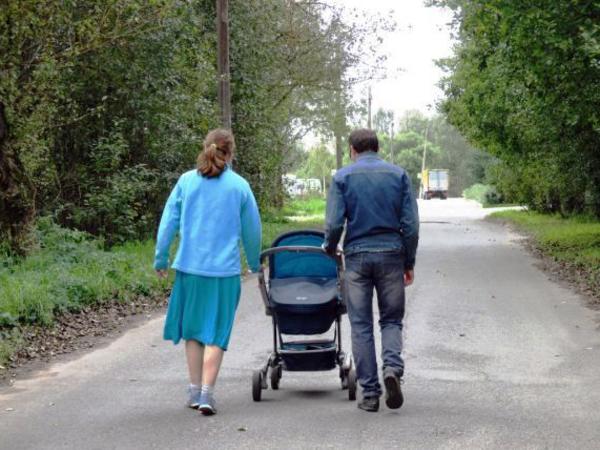 Семья для молодой семьи