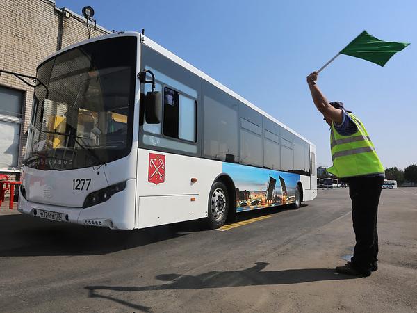 Частный автобусный парк поправит законы