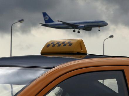 Заплати полиции и бери такси в Пулково
