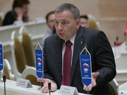 Бассейное дело депутата Никешина