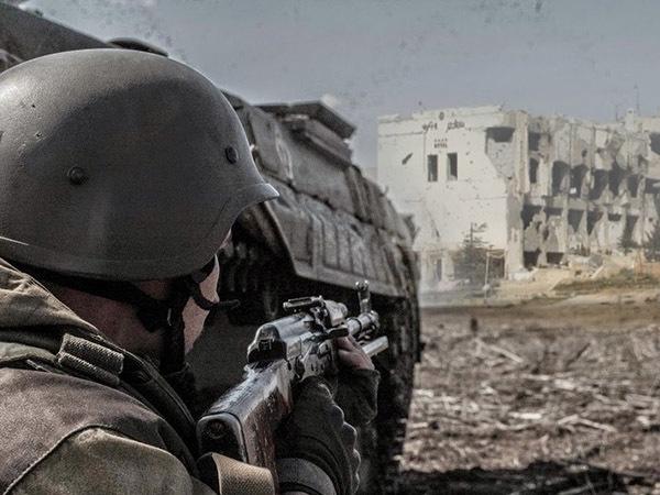 Русские националисты на сирийском контракте