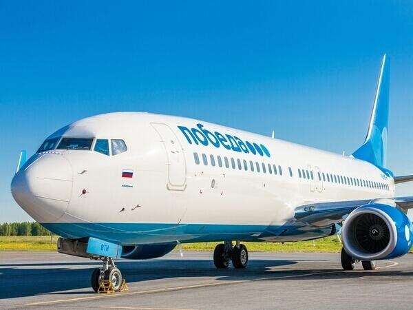 «Победа» получила первый самолет Boeing 737-800 из нового заказа