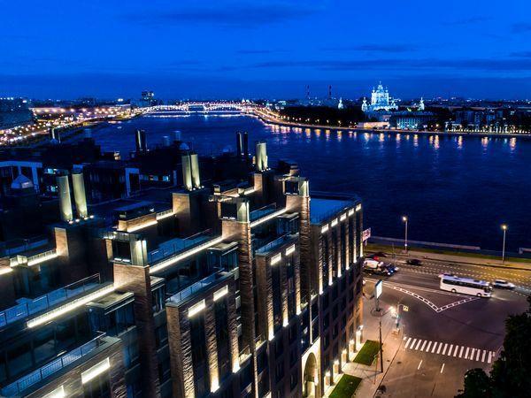 Жилой комплекс RBI награжден Гран-при конкурса «Архитектон»