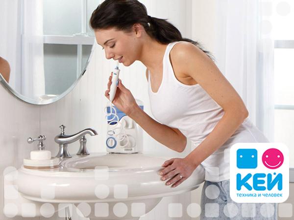 Как стать обладателем безупречной улыбки: советы по выбору ирригаторов и зубных щеток от КЕЙ