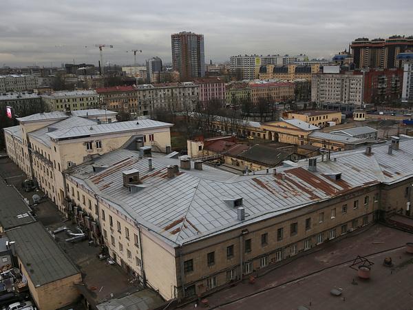 Столетие революции отметили реновацией
