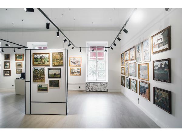 На площади Искусств откроется арт-пространство Arts Square Gallery