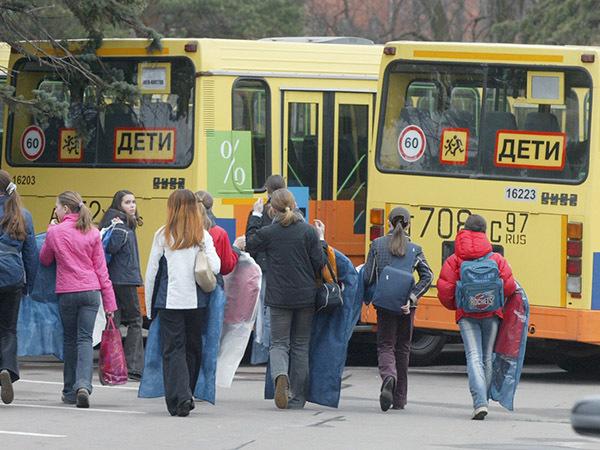 Убьет ли омоложение автобусов рынок детского туризма