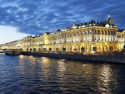 Петербург подсветят через компьютер