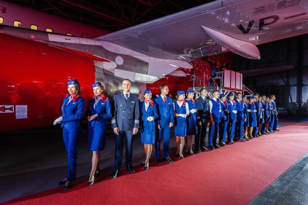 Фото предоставлено авиакомпанией «Россия»
