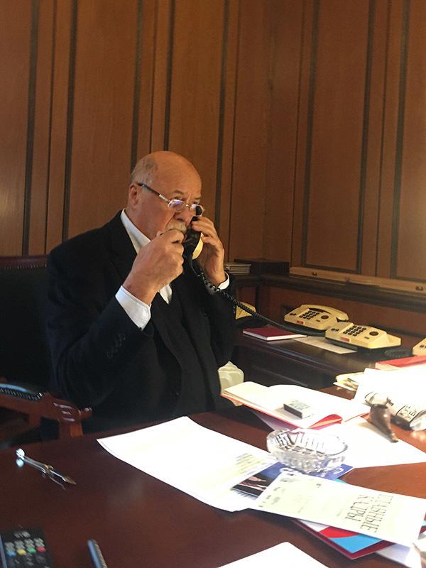 Говорухин звонит Полтавченко