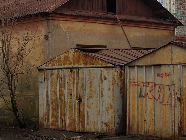«Невской ратуше» гаражи не нужны