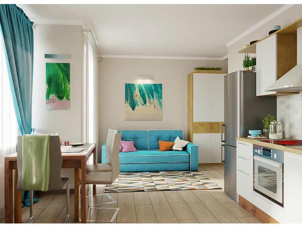 «КВС» выводит в продажу квартиры с полной меблировкой