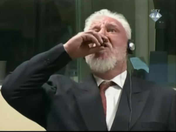 «У трибунала по Югославии есть жизнь после смерти»