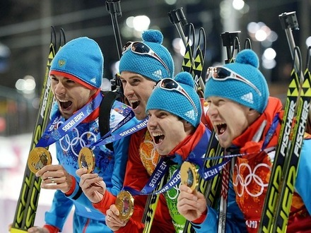 Как Россия теряла медали Олимпиады-2014