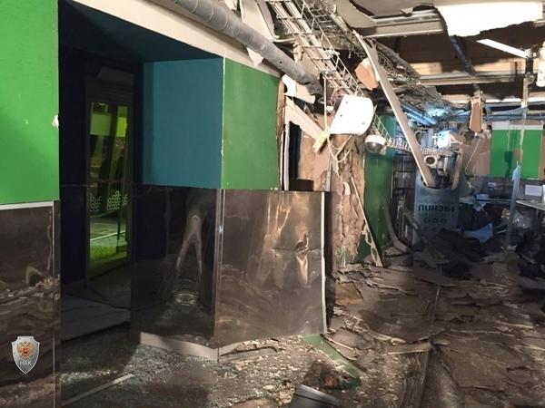 Штаб по не признанному терактом взрыву в Петербурге возглавляет Национальный антитеррористический комитет