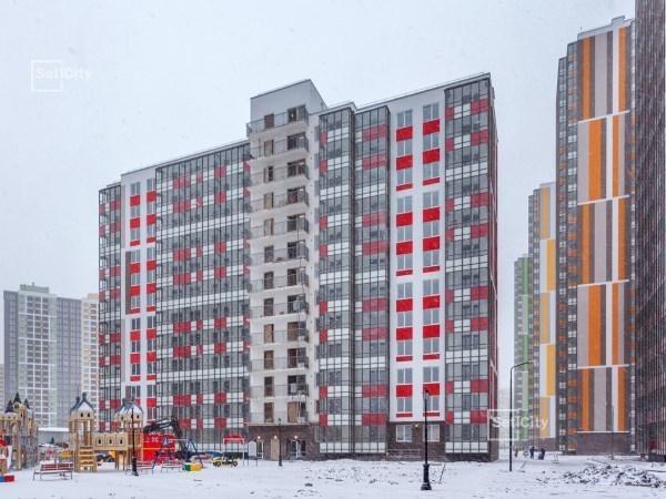 Setl City сдала дома 10-й очереди ЖК «Лондон» в Кудрово