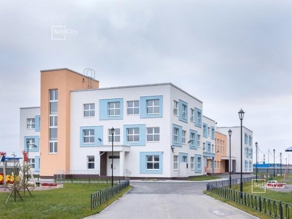Setl City сдала первый детский сад в ЖК «Солнечный город»