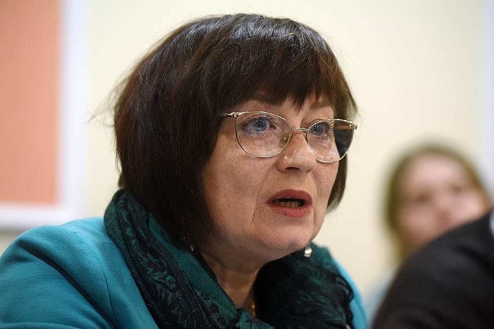координатор общественного объединения «Активные Шушары» Людмила Лепешкина