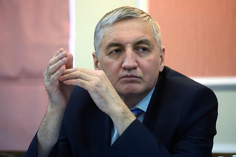 заместитель председателя Комитета по градостроительству и архитектуре Санкт-Петербурга Александр Тетерин