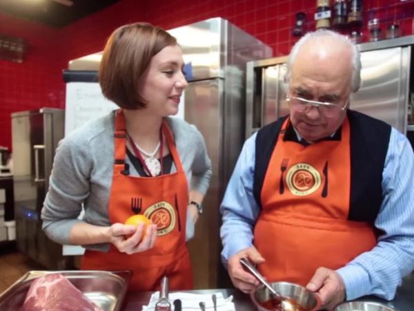 Лучшая колбаса — это домашняя буженина