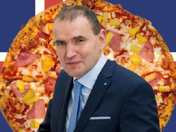 Спецкор: Президент Исландии может запретить всю пиццу в стране