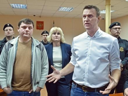 Навальный-2018: осужденный, свободный, злой