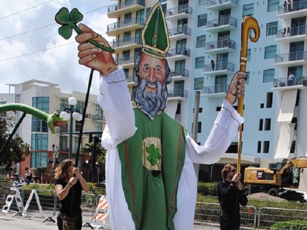 Патрик наш! Что означает включение покровителя Ирландии в месяцеслов?